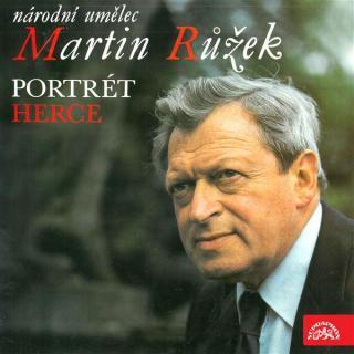 Národní umělec Martin Růžek - Portrét herce [Audio-kniha ke stažení]